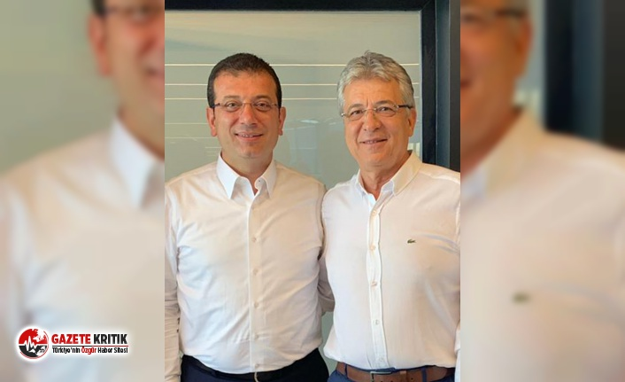 Başkan Arslan'dan Ekrem İmamoğlu'na tebrik