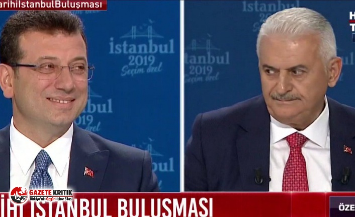 Binali Yıldırım'dan çarpıcı itiraf:Anadolu Ajansı'nın 31 Mart gecesi yaptığı normal değil, bunu kabul ediyorum