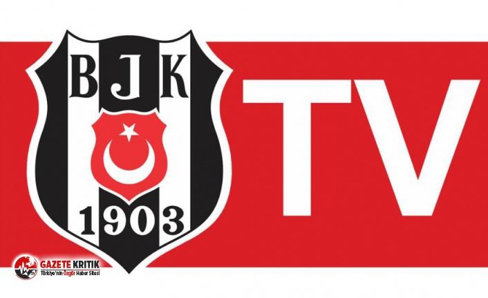 BJK TV'nin ekranı kararıyor: Bütün çalışanlar...