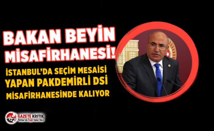 CHP'Lİ MAHMUT TANAL:İSTANBUL'DA SEÇİM MESAİSİ...