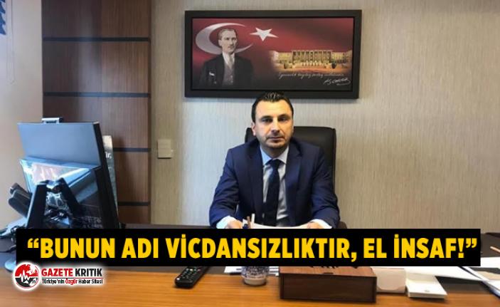 CHP'li Vekilden Tarım Bakanlığı Atamalarına...