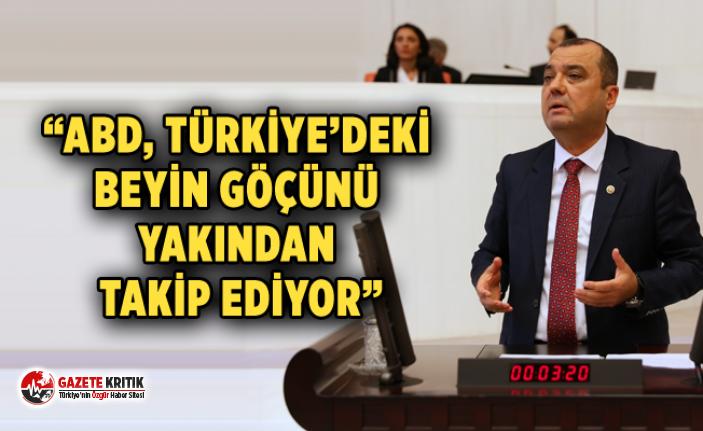 """CHP TEKİRDAĞ VEKİLİ AYGUN,""""ÖZELLİKLE ÇİP..."""