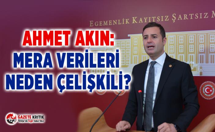CHP'Lİ AHMET AKIN BALIKESİR'DEKİ MERA SATIŞLARININ...