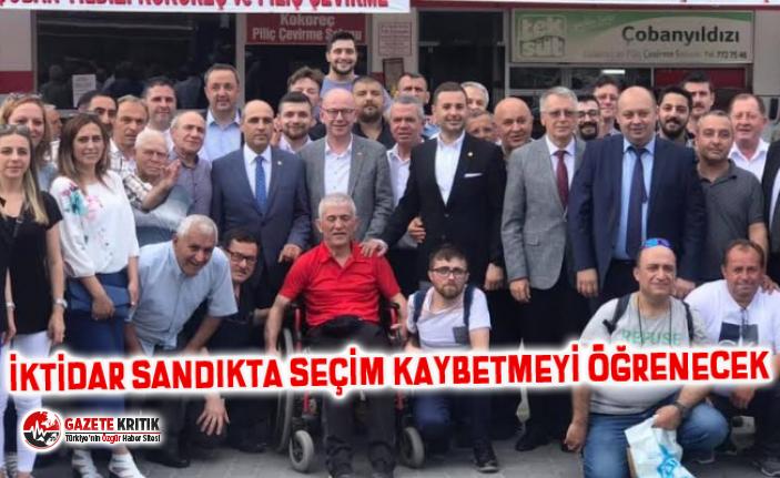 CHP'Lİ AHMET AKIN'DAN BAYRAM ZİYARETLERİ