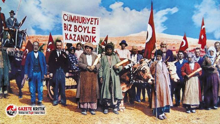 """CHP'Lİ DURMAZ: """"ATATÜRK ANADOLU'NUN HER KÖŞESİNDE..."""
