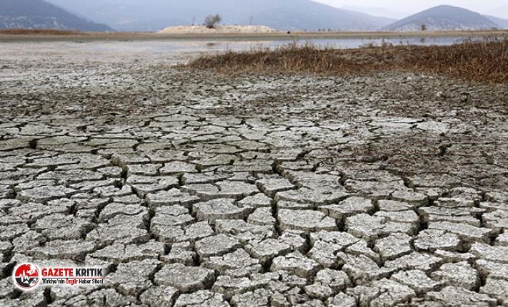 Çölleşme ve kuraklık uyarısı; Arazilerin yüzde 47'si çölleşme riski altında