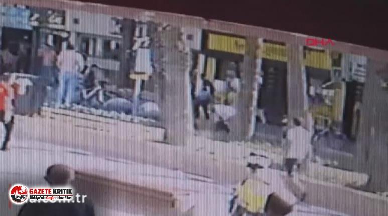 Döviz bürosundan çıktı, 32 bin lirayı havaya saçtı