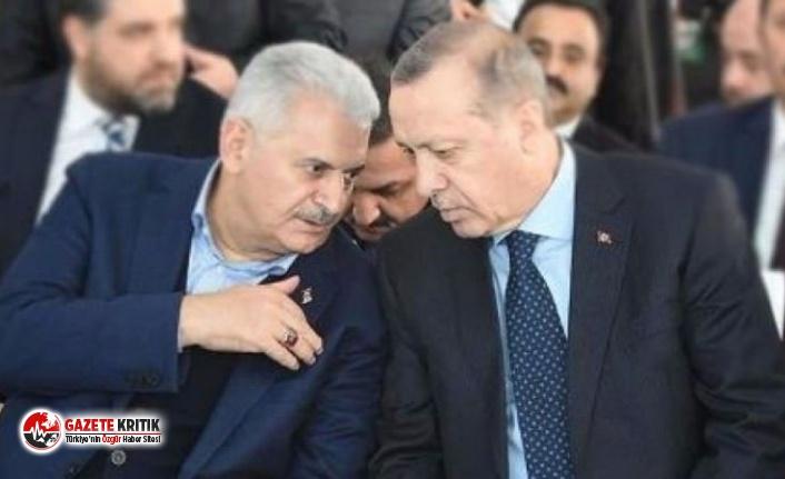 Erdoğan'dan 'Binali Yıldırım yeniden...