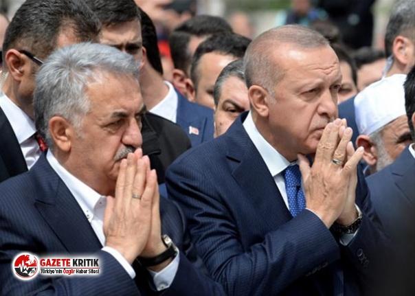 Erdoğan ve Hayati Yazıcı arasında 'görevden alma' gerginliği