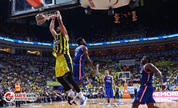 Fenerbahçe Beko - Anadolu Efes: 82-73