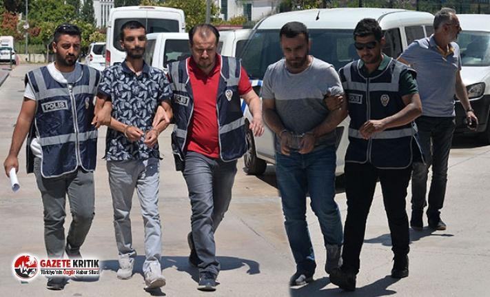 Gazeteciyi vuran şüpheliler yakalandı