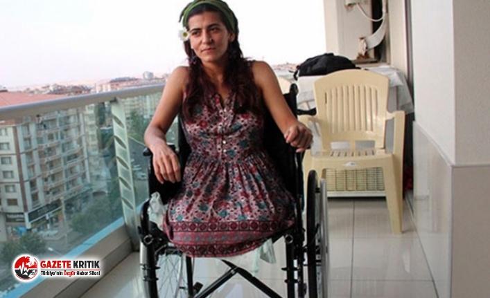 IŞİD saldırısında bacaklarını kaybeden Lisa Çalan: Devlet, basit bir sandalye ile evinde otur diyor
