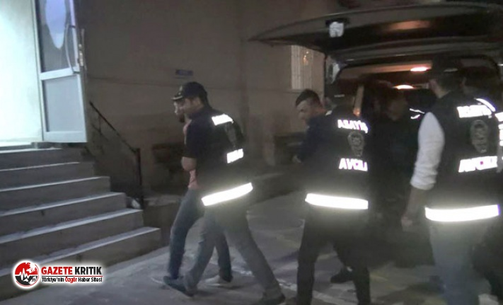 İstanbul'da uyuşturucu operasyonu: 5 gözaltı