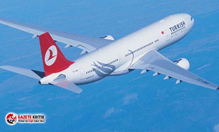 İstanbul- Konya uçağı, Antalya'ya iniş yaptı