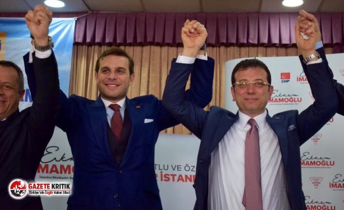 İyi Partili Mehmet Aslan: Yıldırım'a yakın bir isim, 'İmamoğlu'nun başkanlığı hayırlı olsun' dedi