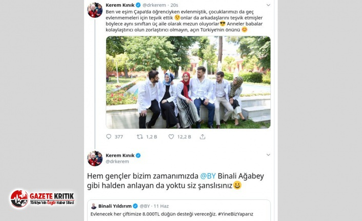 Kızılay Genel Başkanı, Binali Yıldırım'a destek verdi, Özgür Mumcu tepki gösterdi: Bu anlayış, deprem olsa önce AKP üyelerine çadır kurar