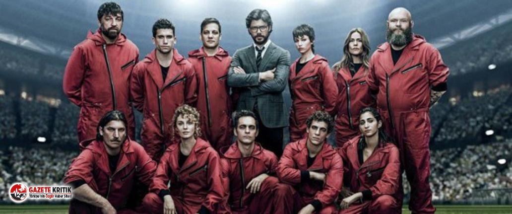La Casa de Papel yeni sezon ne zaman başlayacak?...