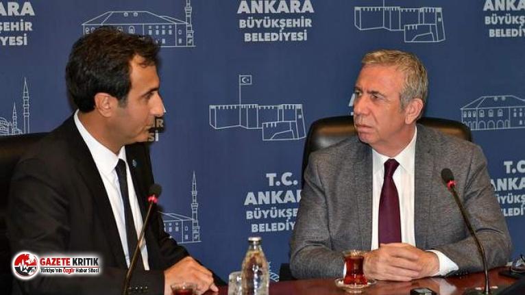 Mansur Yavaş'tan STK'lara Ankara çağrısı