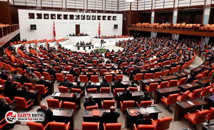 Meclis'te 'Askeralma Kanunu' oylanacak
