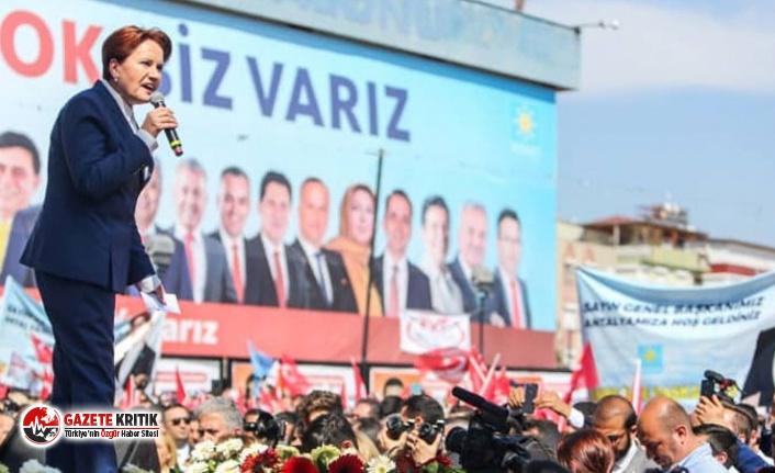 Meral Akşener: Bu siyasetçiler ayrı bir millettir,...
