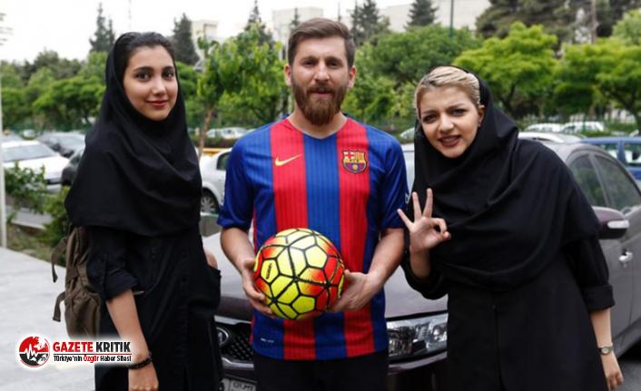 """""""Messi'yim"""" dedi, 23 kadını kandırdı"""