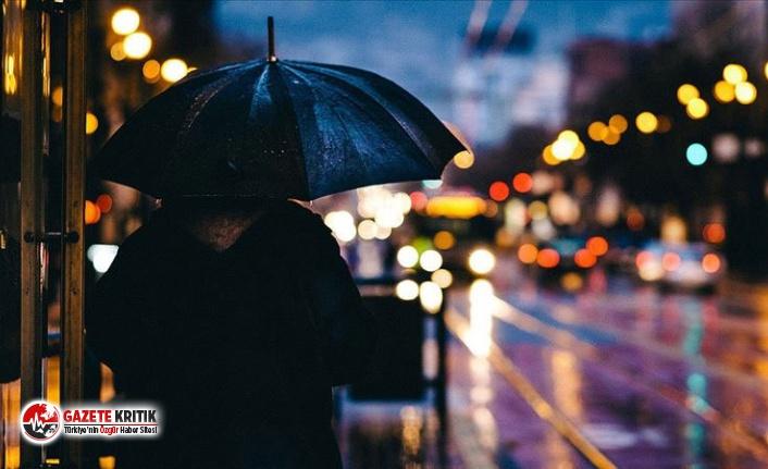 Meteoroloji'den uyarı: Yurt genelinde sağanağa...