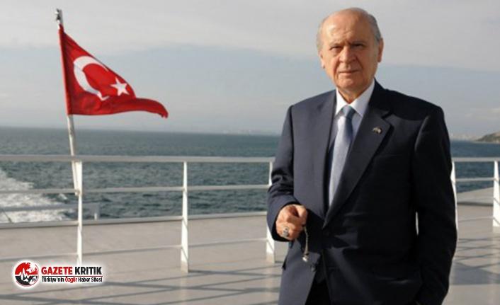 MHP açıkladı; Bahçeli, 14 Haziran'dan itibaren...