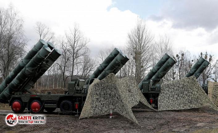 """Rusya S-400'lerin teslimatına 'yüzde 99' hazır: """"Teslimat rekor sürede tamamlanacak"""""""