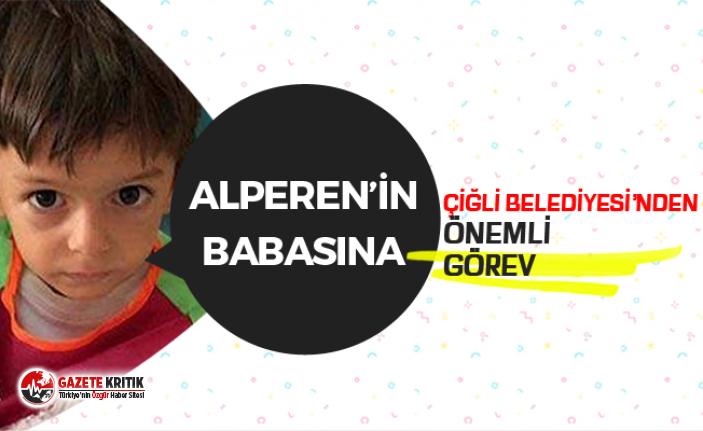Serviste unutulan ve hayatını kaybeden Alperen'in babası Okul Öncesi Eğitim Merkezi sorumlusu oldu