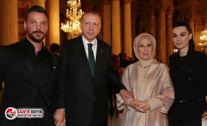 Sinan Akçıl: Cumhurbaşkanımız eşiyle bizi ağırladı,...