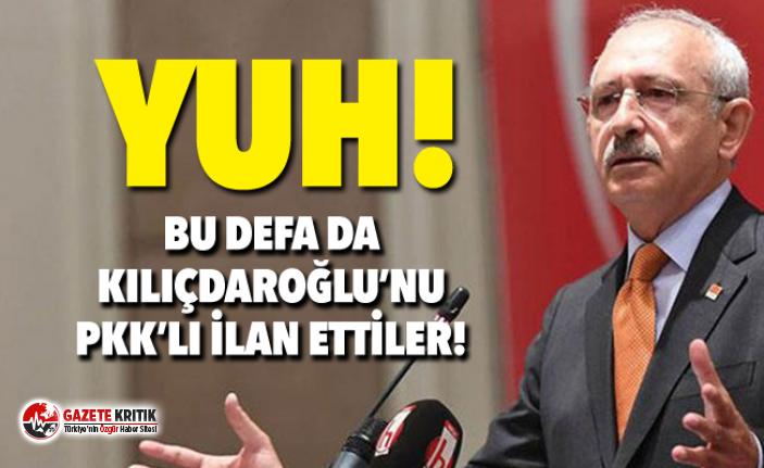 Skandal! Kılıçdaroğlu'nu hedef gösterdi