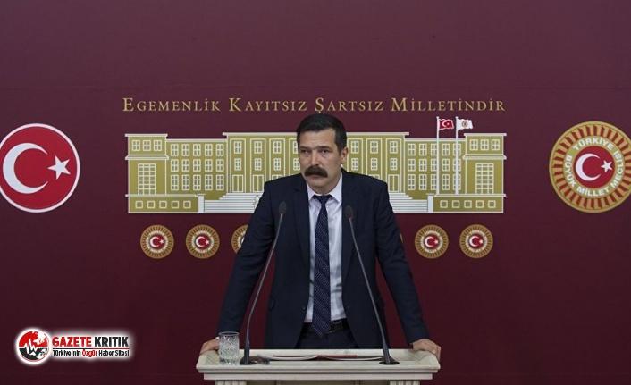 TİP Başkanı: Komünistler AKP'ye dur diyecek