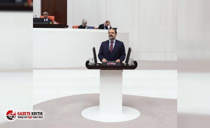 Tuma Çelik'in Nusaybin'de anahtar teslimi yapılmayan TOKİ evlerine ilişkin soru önergesi