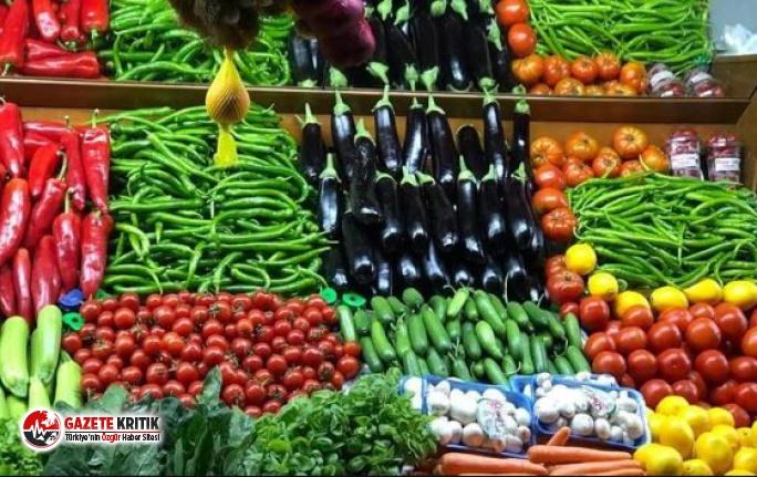 Türkiye'deki gıda enflasyonu OECD ortalamasının...