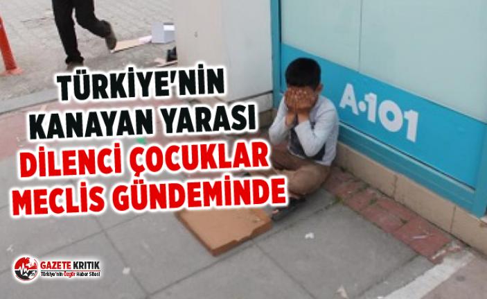 TÜRKİYE'NİN KANAYAN YARASI DİLENCİ ÇOCUKLAR...