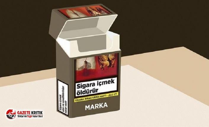 Tütün ürünlerinde düz paket uygulaması 5 Aralık'ta başlayacak, paketlerde 14 resimli uyarı mesajı yer alacak