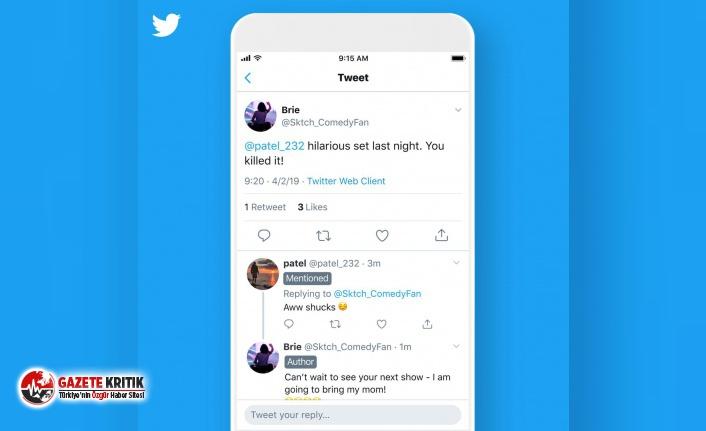 Twitter'dan 'ayrıntılı konum' açıklaması