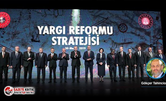 Yargı Reformu Strateji Belgesi'nin ilk paketi yolda