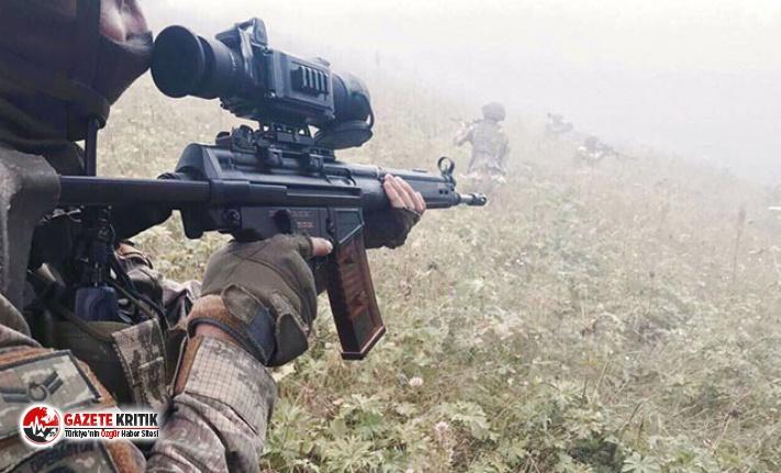 Yüksekova'daki çatışmada 1 terörist öldürüldü