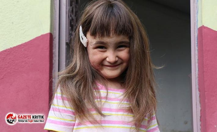 Zeynep'in 'peruk' hayali gerçek oldu