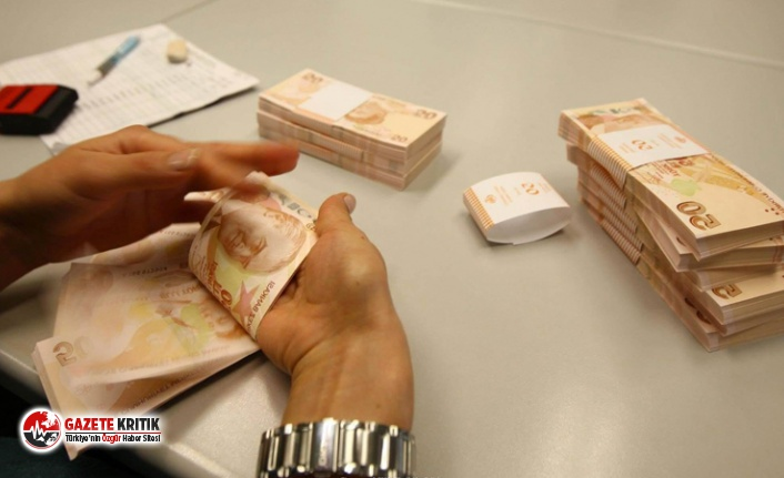 6 aylık bütçe açığı 78,6 milyar lira oldu