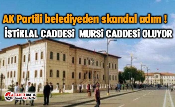 AK Partili belediyeden skandal adım !