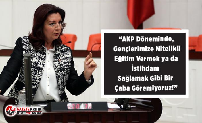 AKP Döneminde, Gençlerimize Nitelikli Eğitim Vermek...