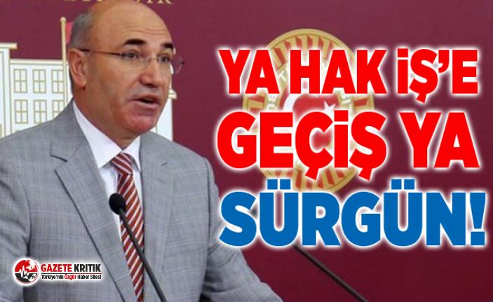 AKP'li Şanlıurfa Büyükşehir Belediyesi'nde Hür İş Belediye Sendikası üyelerine sendikal baskı