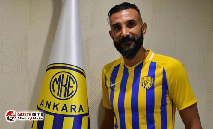 Ankaragücü, Yalçın Ayhan ile 1 yıllık anlaşma...
