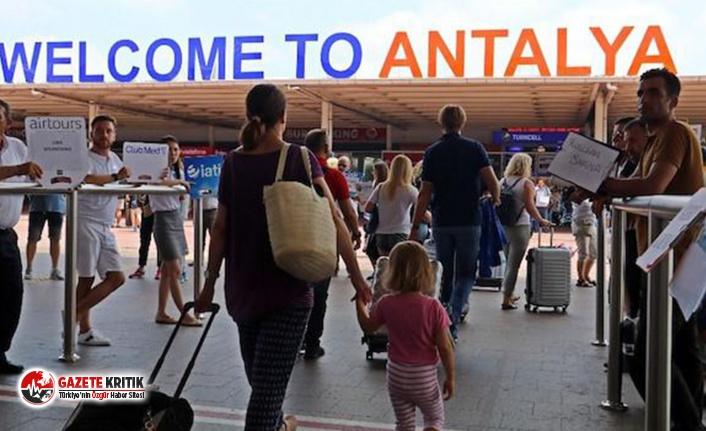 Antalya'dan 'ayak bastı parası' talebi: Bir Türkiye'de yok, bir de turist gitmeyen ülkelerde