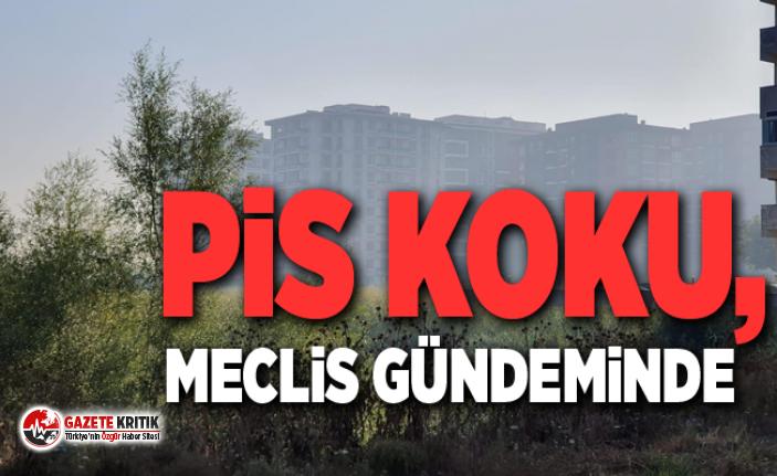 CHP TEKİRDAĞ VEKİLİ DR AYGUN, PİS KOKUYU TBMM...