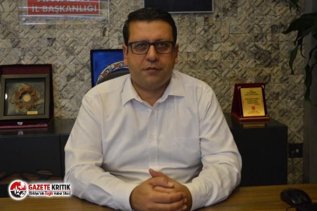 CHP İl Başkanı Ahmet Kumbul:Çılgın değil sağlam...