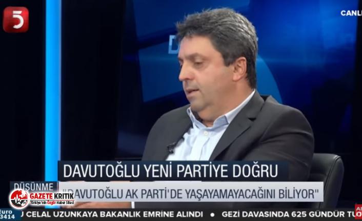 """""""Davutoğlu ihraç edilmeyi bekliyor""""…"""