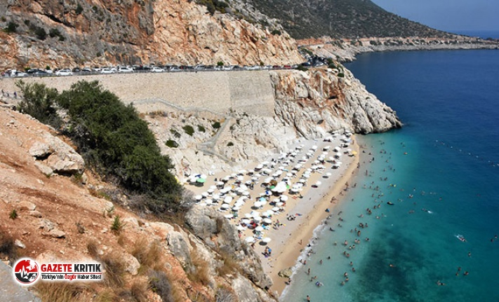 Dünyaca ünlü plajdan geçecek yol projesinde flaş...